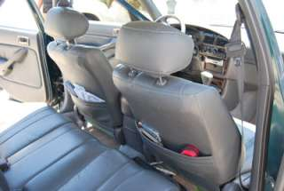 TOYOTA CAMRY 2002 2006 S.LEATHER CUSTOM FIT SEAT COVER