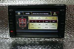 DEAL OF THE DAY 2005 PATHFINDER DVD GPS NAVIGATION RADIO IPOD