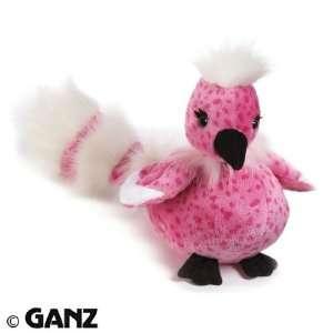 Webkinz Cherry Blossom Bird with Trading Cards Toys