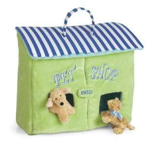 pet shop activity set by north american bear Toys & Games