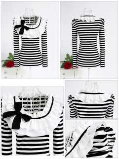 New arrival Unique Style Stripe Women Shirt Shirts Tops Blouse