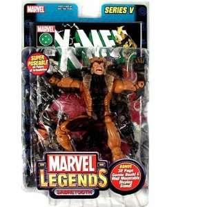 Marvel Legends Series 5  Sabertooth action figure Toys