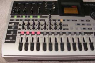 FOSTEX MR 16 HD DIGITAL MULTI TRACK RECORDER