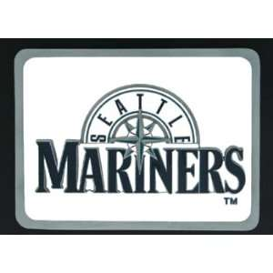 Seattle Mariners Trailer Hitch Cover Automotive