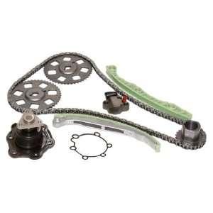 .9WP Saturn VIN 7 DOHC Timing Chain Kit w/ Water Pump Automotive