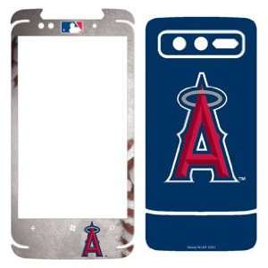 Los Angeles Angels Game Ball skin for HTC Trophy