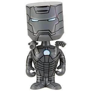 Disney War Machine Iron Man 2 Nodnik Bobble Head Figure