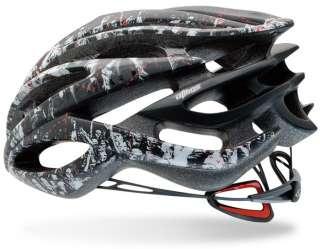 Giro Cycling Helmet Atmos Matte Black White Crowd Road Tri TT
