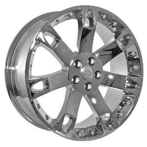 22 Inch Land Rover Wheels Rims Chrome (set of 4