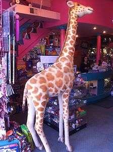 Steiff Teddy Bear Company Studio Giraffe 8 Feet Tall Early 1980s RARE