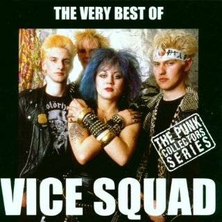 Stand Strong Stand Proud: Vice Squad: Music