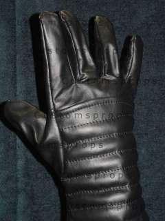 Star Wars Prop Darth Vader Leather Gloves ANH Custom