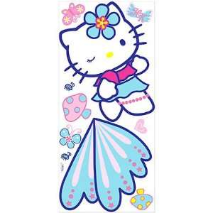 Hello Kitty   10 Large Wall Accent Murals and Wall