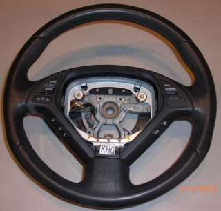 OEM Used Infiniti g35 g37 Steering Wheel Black