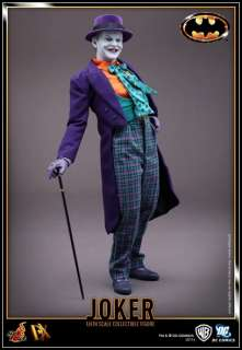 Hot Toys 1/6 DX08 Batman   1989 Joker Jack Nicholson |