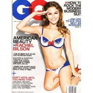 2008 Rachel Bilson The O.C. GQ magazine Everything Else