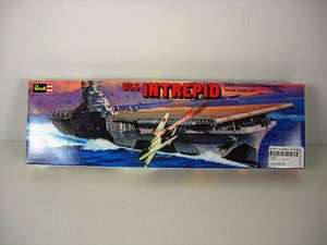 720 USS Intrepid WWII Aircraft Carrier for Stevens International 462