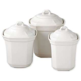 Pfaltzgraff Providence Sealed Canisters, Set of 3 025398691012