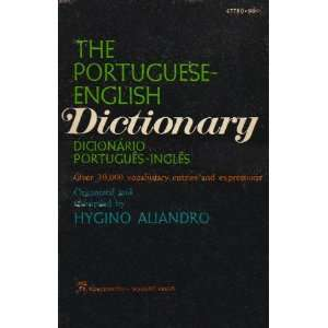The Portuguese English Dictionary (English and Portuguese