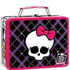 Monster High Backpack Full Sized and Matching Lunch box bag New