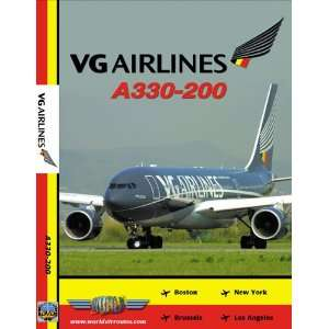 VG Airlines Airbus A330 200:  , Just Planes: Movies & TV