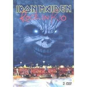 Iron Maiden Rock in Rio Iron Maiden, Bruce Dickinson