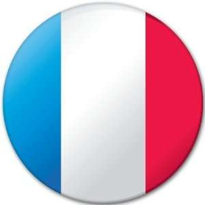 FRANCE French Flag car bumper sticker decal 4 x 4