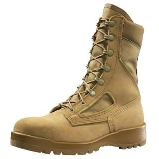 Belleville 300 DES ST Hot Weather Safety Toe Boot TAN