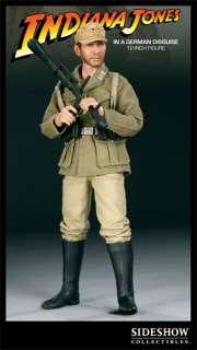 Indiana Jones German Disguise 12 Action Figure Sideshow