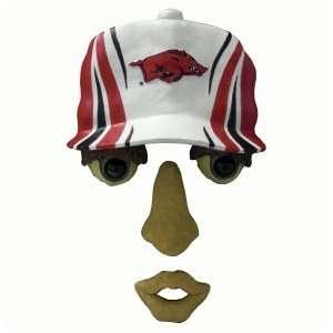 Arkansas Razorbacks UA NCAA Forest Face
