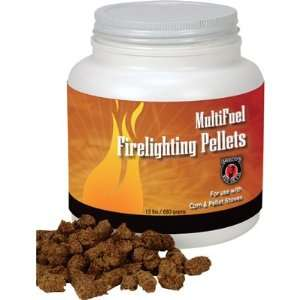 Meecos Red Devil Multifuel Lighting Pellets   Case of 12