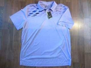 NIKE Golf Tour Performance Dri Fit Polo Shirt MEns XL New $70
