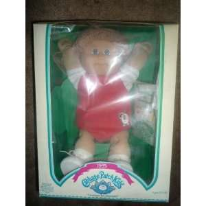 1985 Cabbage Patch Kids Original Doll Coleco Toys & Games