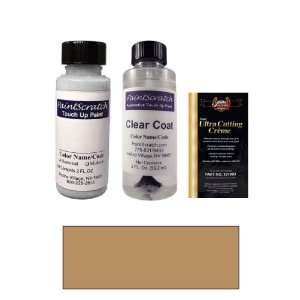 Oz. Medium Bronze Metallic Paint Bottle Kit for 1988 Jeep Cherokee