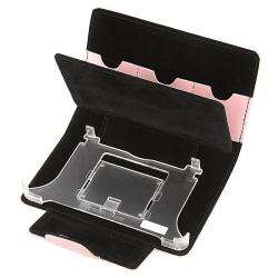 Light Pink Leather Case for Nintendo 3DS