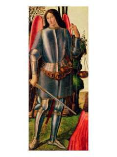 St Michael the Archangel Giclee Print at AllPosters