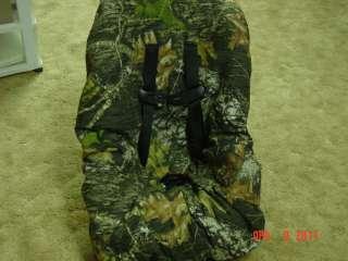 Mossy oak camo toddler car seat cover new handmade