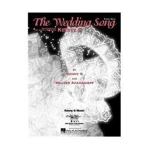 Hal Leonard The Wedding Song Piano Sheet Music Book