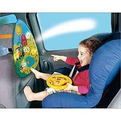 Tiny Love Wonder Wheel Farmyard Car Seat Toy