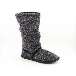 Rocket Dog Womens Starry Black Snow Boots
