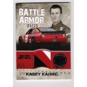 com KASEY KAHNE 2010 Press Pass Stealth NASCAR Battle Armor FAST PASS
