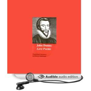 Love Poems (Audible Audio Edition) John Donne, Edward Herrmann Books