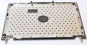 New OEM Dell Inspiron B120 B130 15.4 Grey LCD Back Cover with Hinges
