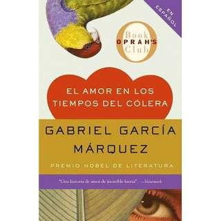 Amor en los Tiempos del Colera, Garcia Marquez, Gabriel: Libros en