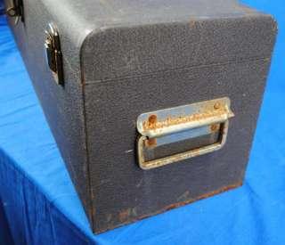 Vintage Large Kennedy Long Metal Tool Box Case k 32x 219691 32