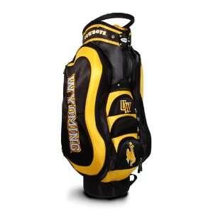 Wyoming Cowboys Medalist Golf Cart Bag by Team Golf