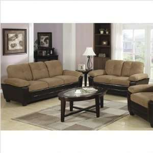Bundle 74 Opdyke West Leather Sofa and Loveseat Set in