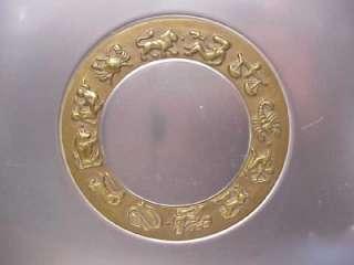 Vinage Hollywood Regency SIFFEL Lamp Brass Beauiful   Marbro Era