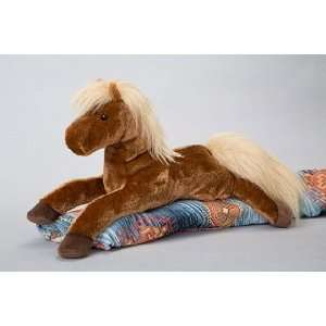 Esme Chestnut Horse 16 by Douglas Cuddle Toys Toys