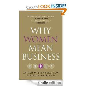 Why Women Mean Business Understanding the Emergence of our next